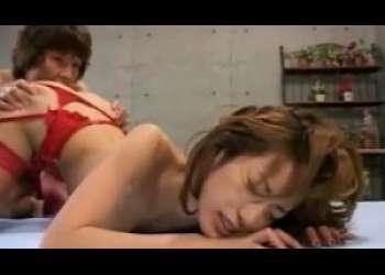 及川奈央が加藤鷹相手に号泣しながらイキまくるアナル処女喪失SEX!!
