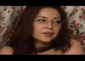 【熟女ナンパ】美人にメガネは反則!ゴージャスで妖艶オーラの綺麗な四十路のマダムを連れ込み、生ハメ中出し!