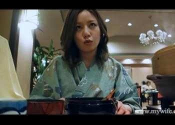 【個人撮影】ここまで色気のある美人妻がいるとは!スレンダーで美乳のマダムと不倫旅行!温泉旅館で何度もNTRセックス!