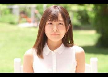 【青空ひかり】嘘でしょ!?こんなに色白清楚で透き通るような肌の天真爛漫な美乳美少女がAVデビューだなんて!