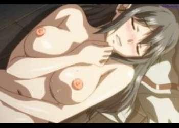 【エロニメ】ニーハイ美少女が濃厚ベロチューを交わしてから~のセクロスで顔を赤らめてるのがちょっとカワイイんですけど