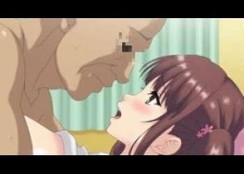 【エロアニメ】痴女なJKに誘惑されてついついセクロスしちゃったおじさんたちなんだけどそのまま付き合ってるんだからまあいっか