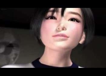 【3Dエロアニメ】体操服とブルマ姿のJKが更衣室で変態教師を発見♪だったらいじってあげましょうってことで逆凌辱してあげたのだ