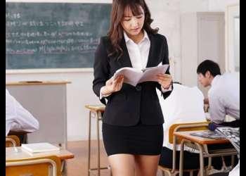 【三上悠亜】肉便器と化し淫行教師のレッテルを貼られた巨乳女教師
