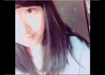 【エロイプ流出】可愛い女子校生がオナニーを自撮りして彼氏に送ったお宝動画!めちゃシコ確実な激エロ動画