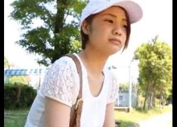 『恥ずかしぃよ~』清楚系の田舎娘が車でエロエロ企画に恥ずかしがりまくり!お気に入り必須のエロ動画