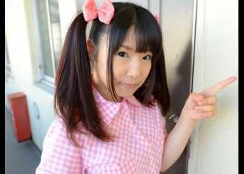【無料エロ動画】愛須心亜 ツインテールのロリロリ制服美少女がフェラチオやパイズリサービス。最後は中出しフィニッシュ‼