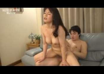 【三浦恵理子】義弟と激しいセックスをしている妻を覗き見している亭主…弟に寝取られてるけど打合せ通りって感じですねえ