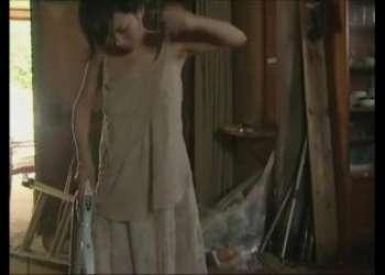 【北原夏美】洗濯物を干してる最中に急に帰ってきた旦那に抱かれる熟女妻は他の男にもぶっこまれてこりゃ肉便器だわ