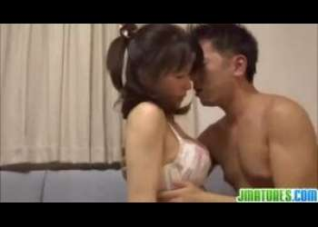 【三浦恵理子】息子が友達誘って自宅で食事するっていうから家に帰った母だったが息子がいない隙にセックスしてしまったのだ
