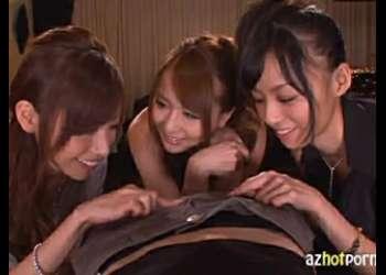 S級美女たちが1本のチンポを奪い合うようにフェラしちゃうハーレムプレイ!希志あいの 横山美雪 希崎ジェシカ