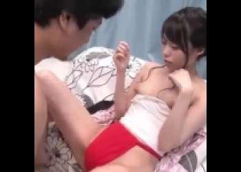 マジックミラー号にて野球拳する浴衣姿のパイパン美女が罰ゲームで犯されて感じまくる