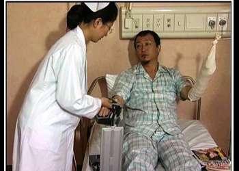 【ヘンリー塚本+池端あやめ+染島貢】看護婦長と入院患者の昼夜を問わぬ情交!婦長とヤリまくりです【看護婦+患者+熟女】