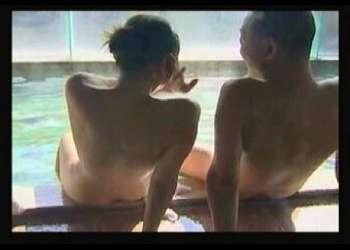 【FAプロ】明るく楽しそうに温泉で不倫旅行のバカップル!実は刑事の妻と愛人であった。【エロ,動画+henry】