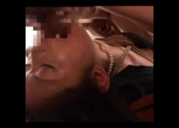 【友田真希】どこか憂いを帯びた美人妻を緊縛して鬼畜イラマチオピストンで濃厚ザーメンを大量顔射しちゃいましたw
