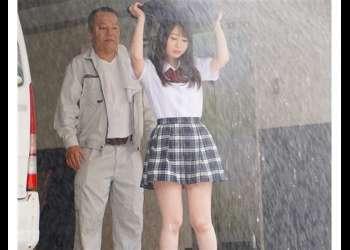 『JKレイプ』こんな身体犯すしかないでしょ・・・美乳で爆乳の女子校生をずぶ濡れレイプ!『夢乃あいか』