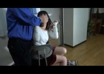 【緊縛】SM願望のある妄想美女の興味が現実に!侵入者に襲われ縛り上げられる!