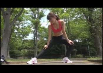 《レイプ》ジョギングしているお姉さんを犯します!スパッツピチピチ。