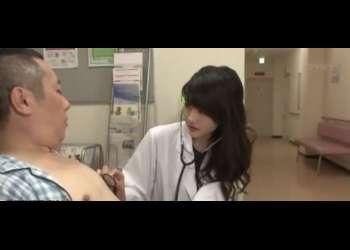 《入院患者に大評判》ドS女医の時間外診療は泌尿器科専門でした...