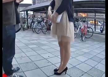 わぁぁぁぁぁ~~~ヒールの御脚キレイ♬京都美人の眼鏡姉妹とパフパフって最高なナンパだぜぇぇぇ~WWWWWWWWWWWWWWWW