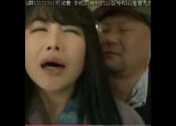 【浅井舞香】バスで痴漢待ちの変態美熟女。満員バスの中で手マンで潮吹き、そして手コキ。