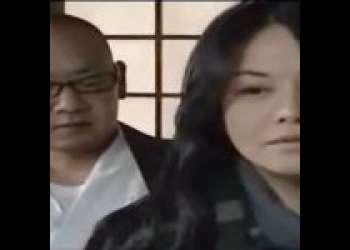 【浅井舞香】エロい美熟女奥様と煩悩丸出し和尚の不倫セックス。一度帰ったのにまたチンポを求めて寺に来てしまう。