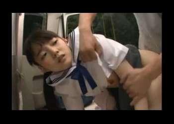 <ハ‐ド映像!!田舎女子中学生リアル強姦>『もう許してください。。。』ツインテ‐ルの可愛子ちゃん♡夜道で襲い車にナンパsex!!
