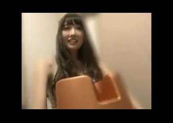 [ギリモザ.ドキュメンタリ~]「交尾したいですか??☆」綺麗なエロビデオ女優がシロウトファン男性のお宅訪問!!魅力的な女の子