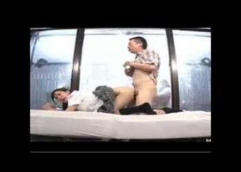 [近親相姦.JK]「恥ずかしぃよー☆」義父とエロ企画で真正中出しsexする女子高生!!シコシコ必須の映像