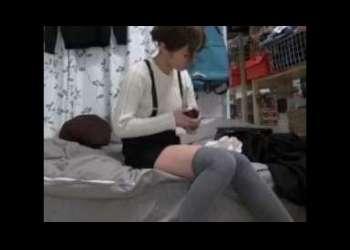 «可愛子ちゃん|美乳»家に連れ込んだGALとのSEX!!一部始終♡隠しCameraで撮影してエロビデオ販売!!こんなキュ~ト子が...