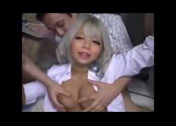 @ミニ系,JK@ロリ顔ロリな子GAL娘が一般人おやじたちと中出し乱パ交尾!!ズボズボされて感じまくり!!お気に入り決定のビデオ