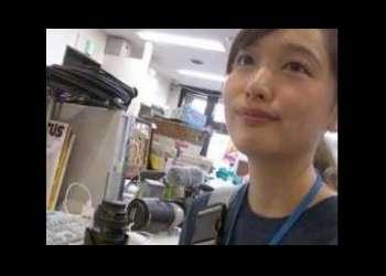 技術部 入社1年目 Cameraアシスタント!!口淫奉仕で羞恥!!個撮エッチ