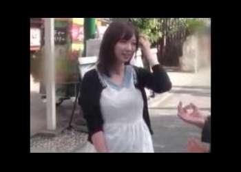 「え-どうしようかな。。。」清楚な女の子♡声かけして即はめSEX!!魅了される映像
