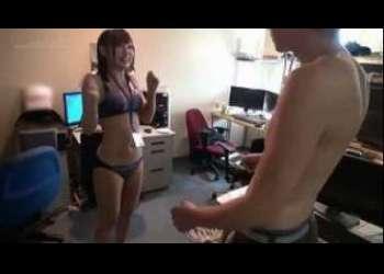 <素人綺麗な人☓オフィスレディ>脱ぐ衣服もすでに無し!!じゃあ舌でしてと言われた初心な女子社員