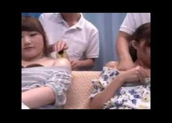 {水着\企画}「濡れてきちゃった☆」肩だしルックの激カワカワイコちゃんにエロ整体!!魅力的な女の子