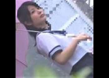 【水谷あおい/バス痴漢/JKレイプ】そのバスに乗ってはいけない!女子高生が陰部を弄られ!倉庫に拉致され集団中出しレイプの一部始終!