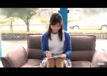 【マジックミラー号】清楚系美少女素人ナンパで捕まえてえちえちAVインタビューハメ撮り