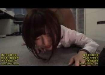 【佐倉絆】OLレイプでショートカットヘアのスーツOLさんがめちゃくちゃ犯されて襲われる強制手マンバックガン突きレイプ