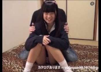 超かわいいし超清楚系な見た目の童顔ロリ美少女JKが援交JK生ハメ生中出し個人撮影素人ハメ撮り