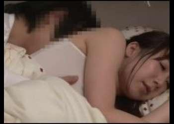 巨乳人妻夜這いレイプしちゃった我慢できない男による人妻レイプ寝取られレイプ