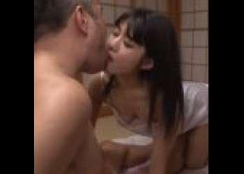 【神宮寺ナオ】私のオマンコ・・お義父さんに舐めてほしい!義父の絶倫技に堕ちた嫁・・快楽堕ちの中出し相姦