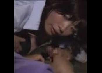 【水城奈緒】お兄さん、美味しかったわよ!美痴女が映画館に出没・・チンポを貪り、男たちと激ハメする妖艶な女