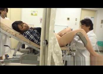 【産婦人科】妊活中の人妻が不妊の悩みで来院!鬼畜医師が口実を語りながらセクハラ診療