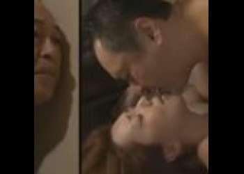 【風間ゆみ】オマンチョいいぃ!絶倫夫婦が毎晩ヤリまくり・・義父も悶々とする息子夫婦!