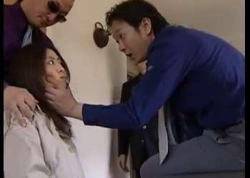 【弟のためにレイプされる姉】弟の不始末でヤクザからレイプされたのに・・悲しくも感じてしまった姉!