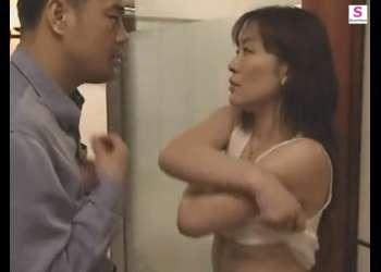 【風見京子】君のオマンコに挿れたい!私も早く挿れてほしいわ!白昼にホテルで密会・・不倫男と即ハメ不倫セックス