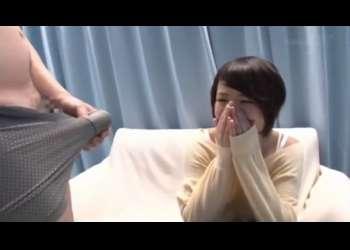 【MM号・若夫婦】大きいですね!出産直後の若妻に・・自慢の巨根を見せつけて寝取る!簡単にヤラせてくれました!