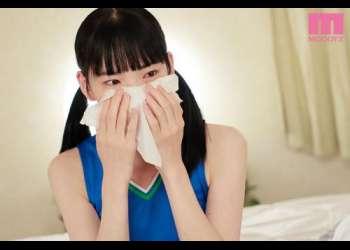 【花詠陽菜】涙を流しながら仰け反らせ痙攣イキするスレンダーボディのスポーツ女子