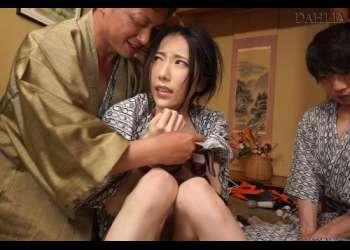 【七海ティナ】普通のじゃ満足出来なくなった変態夫が自慢の美人妻を部下の男にあてがう。