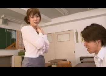 ♡あっあぁぁぁ…キス※企画♡女教師でどぴゅぴゅぅぅ…巨乳で欲求不満解消H動画「あぁぁぁんぅん…いいよ♡」☆美乳☆